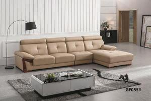 GF055 Modern Sectional Leather Sofa
