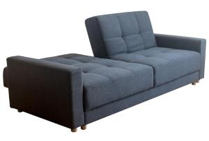 Fold Down Fabric Sleeper Sofa