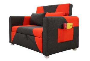 2-Seater Pull Out Sofa Bed