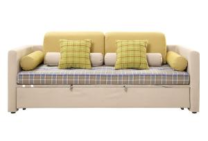 Living Room Fabric Sofa Bed