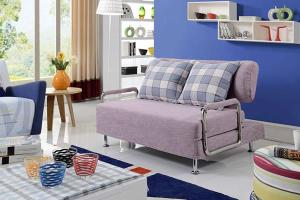 AD022B Fabric Folding Sofa Bed
