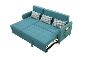AD102 Fabric Sectional Sofa Bed