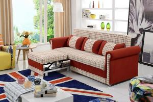 AD162 Sectional Sofa Bed
