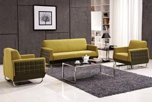 Office Waiting Room Sectional Sofa