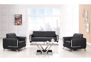 Contemporary Leather Sofa