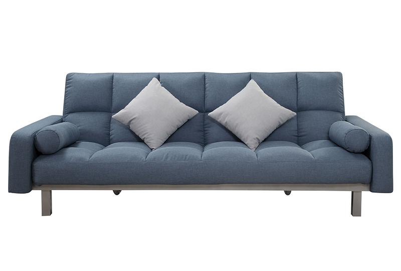 3-Seat Fabric Sofa Bed